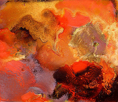 Boiling Lava by Julia Fine Art And Photography