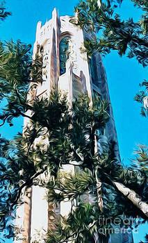 Bok Singing Blue Sky Tower by Ecinja Art Works
