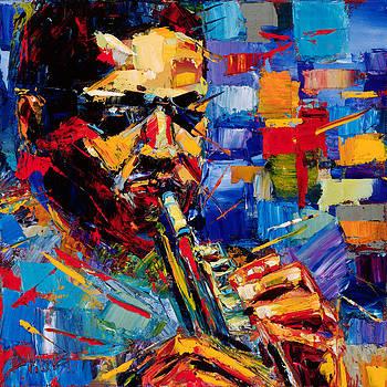 Bold John Coltrane by Debra Hurd