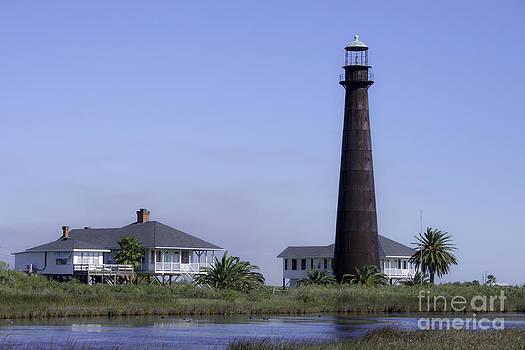 Tim Moore - Bolivar Point Lighthouse