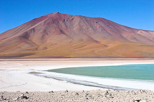 Bolivia Colorado by Gracie Skylar