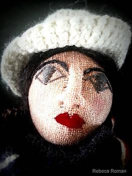 Bolivian Woman by Art-e Rebeca R