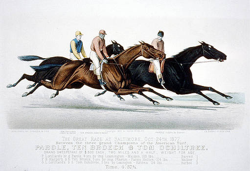Boltimore by Currier and Ives