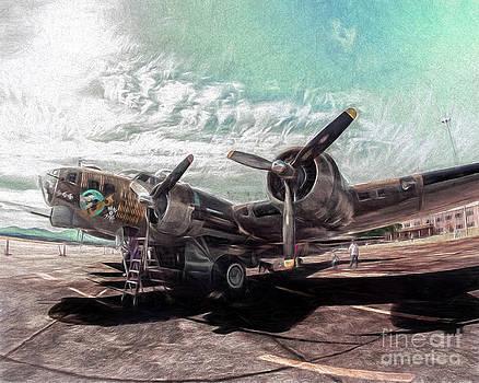 Bomber by Billie-Jo Miller