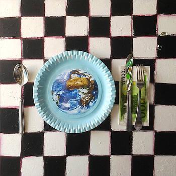 Bon Appetit by Veronika Ban