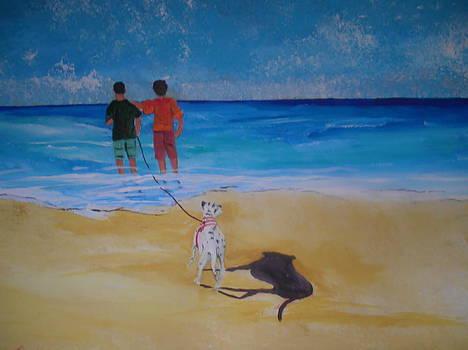 Bonding by Linda Bright Toth