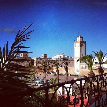 Bonjour From Essouria! The View From by Sarah Dawson