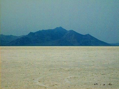 Bonneville Salt Flats by Mark Malitz