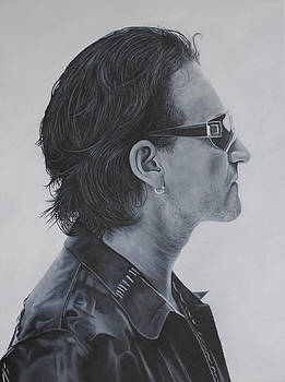 Bono by David Dunne