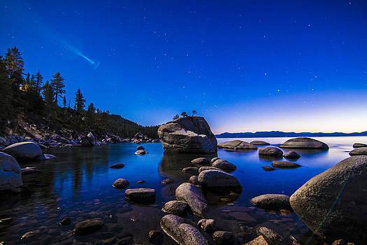 Bonsai Rock By Star Light by Brandon McClintock