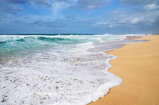 Bonzai Beach by Sandra Sigfusson