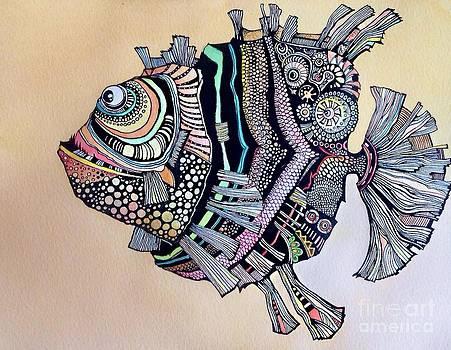 Boomer The Fish by Iya Carson