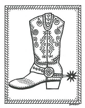 Boots and Spurs by Susie Weber