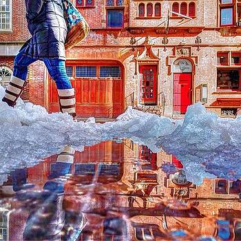 Boots Required In #philadelphia  happy by Stacey Lewis