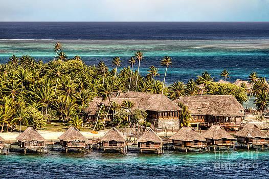 Bora Bora by Barbara Youngleson