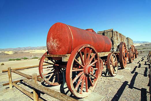 Borax Mining Cart by Bhupendra Singh