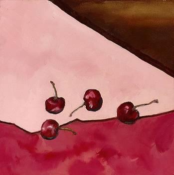 Border Cherries by Randine Dodson
