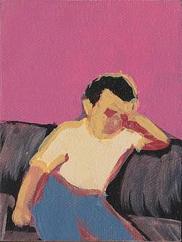 Bored Child by Anne Winkler