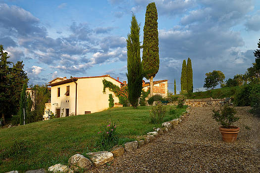Borgo Bottaia by Francesco Emanuele Carucci