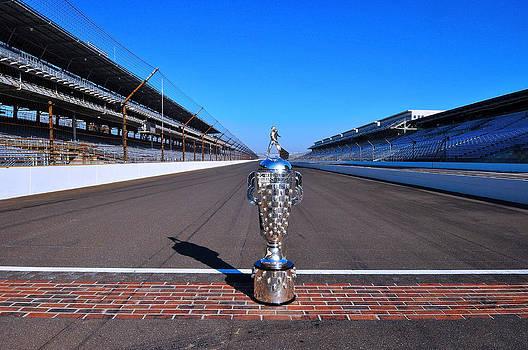 Borgwarner Trophy by Rob Banayote