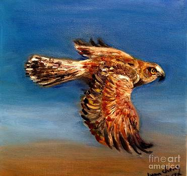 Born to be free by Lynn Cheng-Varga