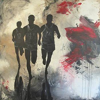 Born to run by Nina Sunde