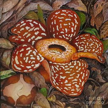 Borneo Rafflesia IV by Edoen Kang