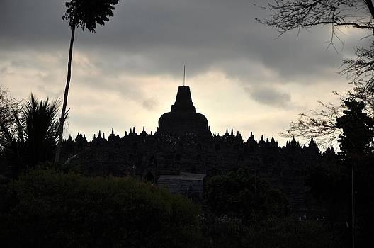 Borobudur temple by Achmad Bachtiar