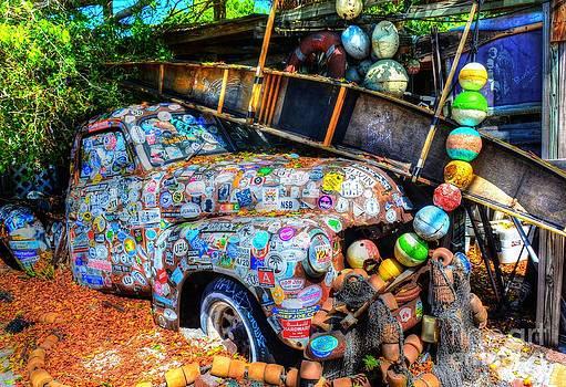 Buoy Truck by Debbi Granruth