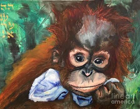 BOS Orangutan by Cass Oest
