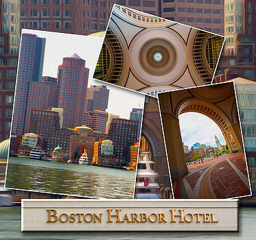 Edser Thomas - Boston Harbor Hotel - Digital Oil