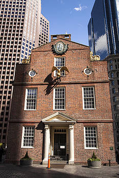 Ramunas Bruzas - Boston Old State House