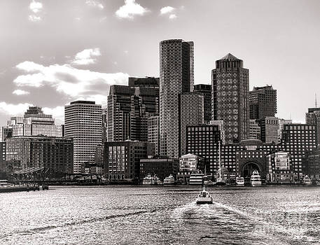 Boston by Olivier Le Queinec