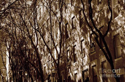 Boston Side Street 2013 by Joseph Duba