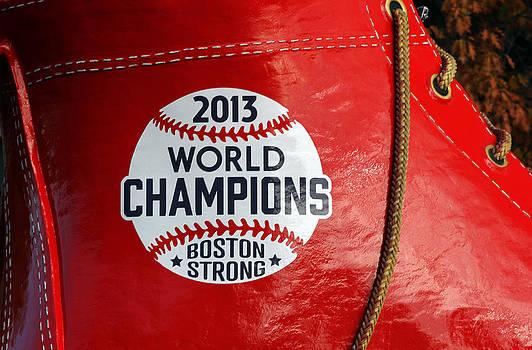 Juergen Roth - Boston Strong 2013 World Champions