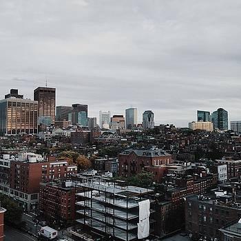 Boston #vscocam #igboston by Lawrence  Hermida