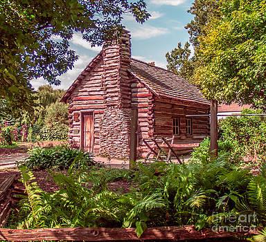 Botanical Cabin by Melissa McDole
