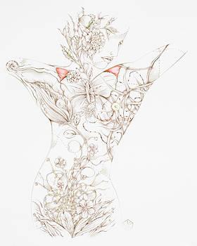 Botanicalia Cassandra-sold by Karen Robey