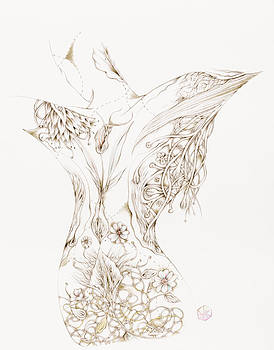 Botanicalia Cynthia by Karen Robey