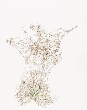Botanicalia Joycelyn by Karen Robey