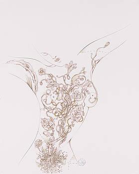 Botanicalia Valerian-Sold by Karen Robey