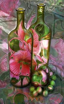 Bottle Art by Sharon Beth
