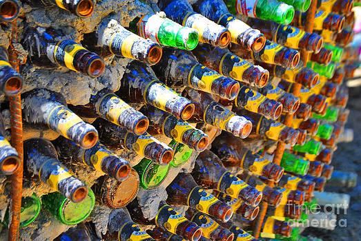 Jost Houk - Bottle Color