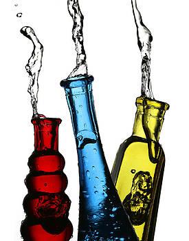 Bottle Illusion by Dick Smolinski