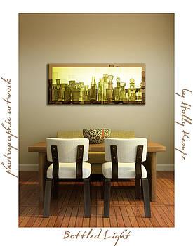 Holly Kempe - Bottled Light Wall Art