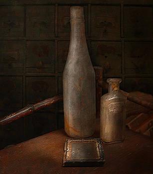 Bottles by Jeff Burgess