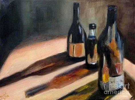 'Bottles' by Keya Majmundar