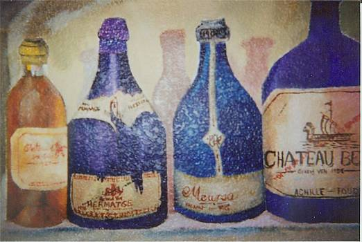 Bottles by Lorinda Fore