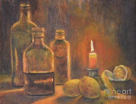 Bottles of Light by Jana Baker