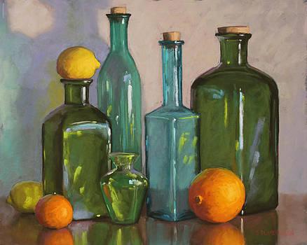 Bottles by Sarah Blumenschein